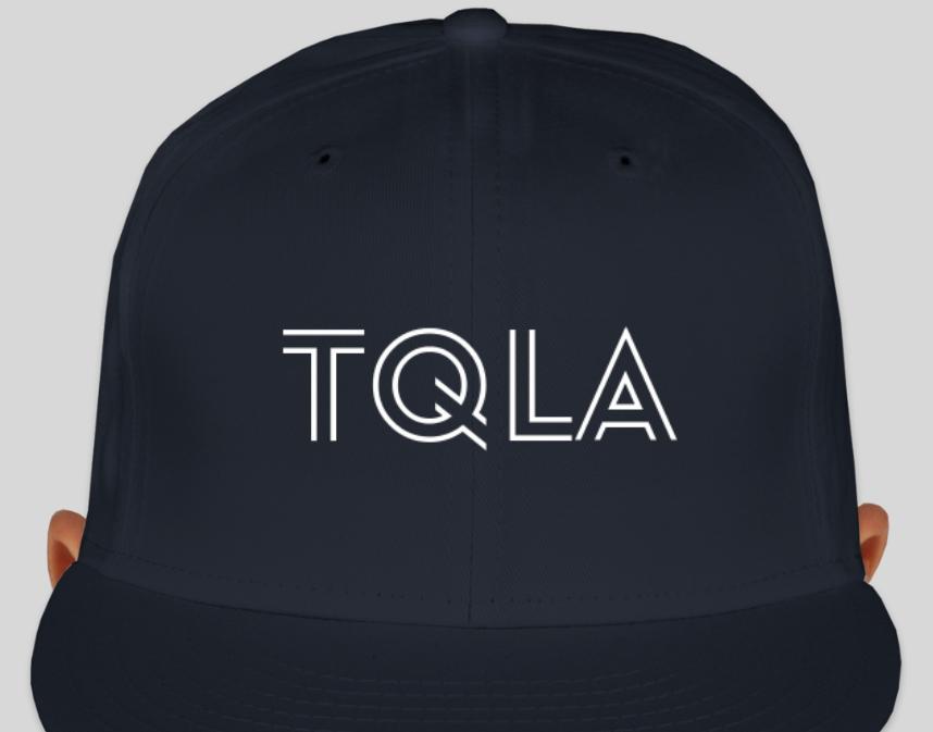 TQLA Flat Bill Front